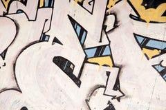 Arte urbano. Imagen de archivo