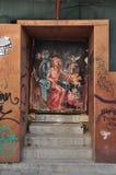 Arte urbano de la calle Fotos de archivo