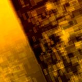 Arte urbano psicodélico Imagen de archivo libre de regalías