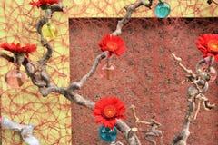 Arte vegetal Fotografía de archivo libre de regalías