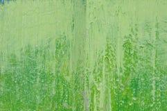 Arte verde Fotografia Stock
