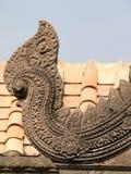 Arte y arquitectura del Ram de Prasat Nang, Korat Fotografía de archivo
