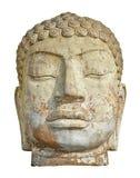 Artefacto principal de piedra antiguo Foto de archivo libre de regalías
