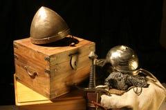 Artefactos históricos Imagen de archivo libre de regalías