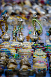 Artefactos tunecinos Imágenes de archivo libres de regalías