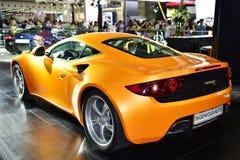 Artega GT sportów samochód Zdjęcia Royalty Free