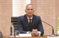 Carlos Crespo CEO of Inditex