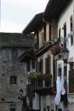 Artekale kalea, Artziniega  Basque Country Royalty Free Stock Photography