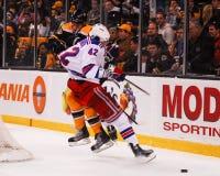 Artem Anisimov, New York Rangers Στοκ Εικόνα