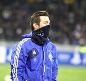 Artem Dynamo Milevskiy Kyiv Fotografia Stock