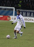Artem Milevskiy of Dynamo Kyiv Royalty Free Stock Photography