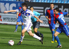 Artem Milevskyy of Dynamo Kyiv Royalty Free Stock Images