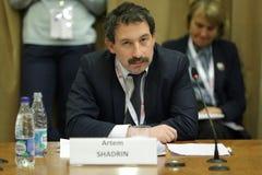 Artem Shadrin Στοκ εικόνα με δικαίωμα ελεύθερης χρήσης
