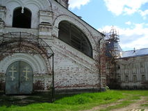 Artemievo-Vercolsky monaster Ortodoksalna relikwia zdjęcie royalty free