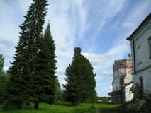 Artemievo-Vercolsky monaster Ortodoksalna relikwia Zdjęcie Stock