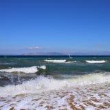 Artemis, Αιγαίο πέλαγος, Ελλάδα Στοκ φωτογραφίες με δικαίωμα ελεύθερης χρήσης