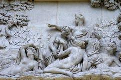 Artemis a deusa da caça fotografia de stock