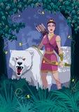 Artemis Stock Image
