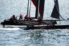 Artemis racing Stock Photo