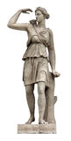 Artemis Sculpture Royalty Free Stock Photos