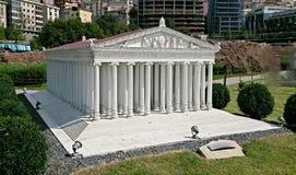 Artemis Temple Stock Photo