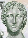 Artemis um retrato fotos de stock royalty free