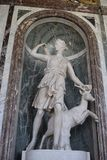 Artemisa diosa Arkivfoton