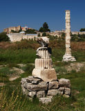 Artemission Temple Stock Photo