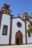 Artenara εκκλησία Στοκ φωτογραφία με δικαίωμα ελεύθερης χρήσης