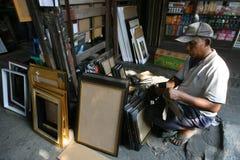 artesãos Fotografia de Stock