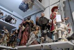 Artesãos de San Gregorio Armeno Fotos de Stock