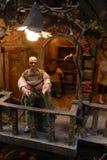 Artesãos de San Gregorio Armeno Imagens de Stock Royalty Free