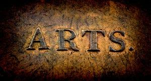Artes Imagem de Stock
