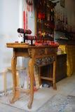 Artes & loja de ofícios foto de stock