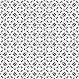 Artes blancos y negros repetidos del modelo Imagenes de archivo