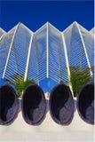 artes Ciudad Ciencias Y De Las Zdjęcie Stock