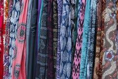Artes de la belleza del mercado del Balinese Imagenes de archivo