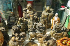Artes de la escultura Fotografía de archivo libre de regalías
