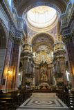 Artes de Saint Mary Major Basilica - Itália Imagem de Stock Royalty Free