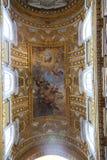 Artes de Saint Mary Major Basilica - Itália Fotografia de Stock Royalty Free