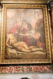 Artes de St Peter Cathedral - Vaticano fotografia de stock royalty free