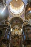 Artes del santo Mary Major Basilica - Italia Fotos de archivo