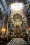 Artes del santo Mary Major Basilica - Italia Imagen de archivo libre de regalías