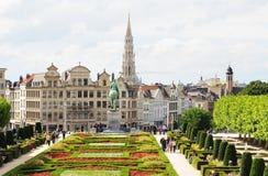 Artes do DES de Mont, Bruxelas Imagens de Stock Royalty Free