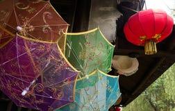 Artes e ofícios chineses Fotografia de Stock Royalty Free
