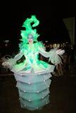 Artes en el evento de Mardi Gras del parque en Hong Kong 2014 Foto de archivo
