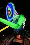 Artes en el evento de Mardi Gras del parque en Hong Kong 2014 Foto de archivo libre de regalías