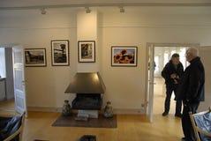ARTES EXHIBTION DEL GRUPO DE LOS ARTES DE GUUEN Fotos de archivo libres de regalías