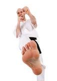 Artes marciais imagens de stock royalty free