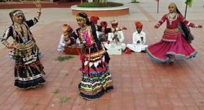 Artes populares indios Fotografía de archivo